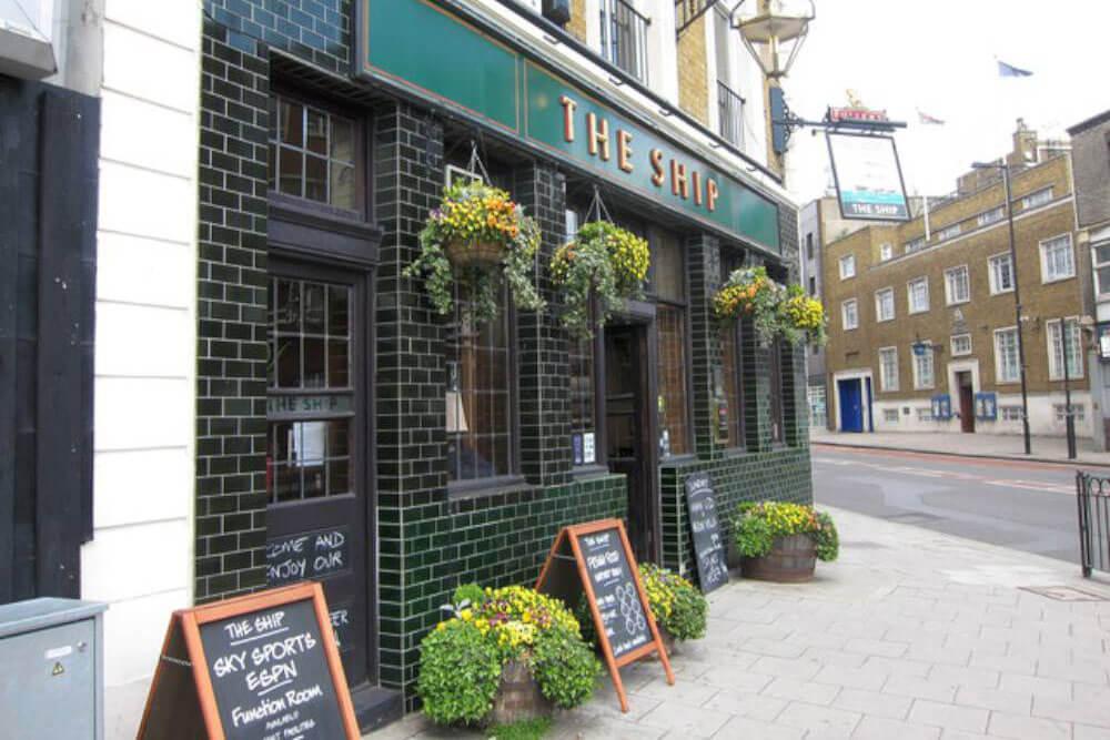 the-ship-pub-in-london