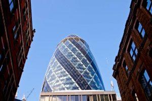 external-view-of-the-Gherkin-london