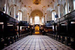 inside-St-Clement-Danes