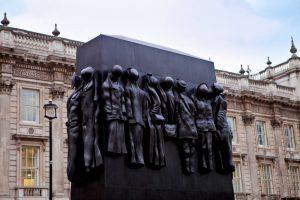 war-vetrons-statue-in-London