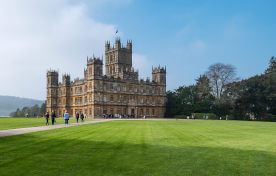 Downton Abbey London Tour