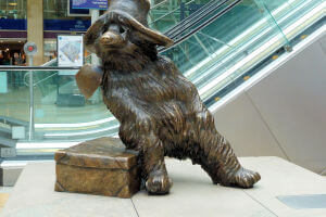 Paddington Bear Paddington Station London