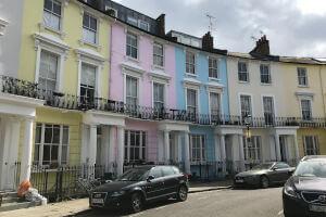 Paddington Bears House London